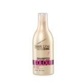"Silk shampoo ""SLEEK LINE"" COLOUR"